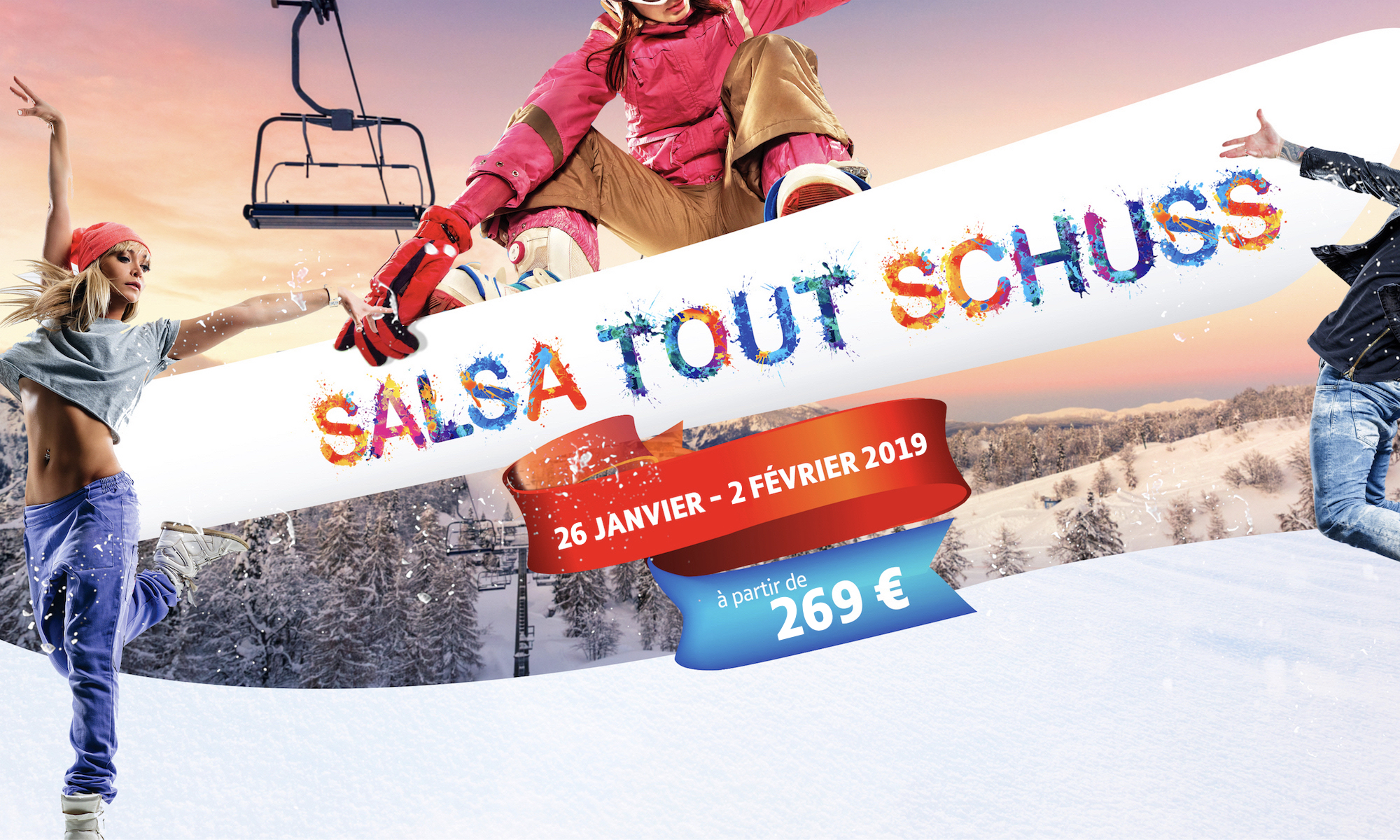 Salsa Tout Schuss